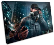 Watch Dogs Gaming - 13-1772(00B)-SG32-LO
